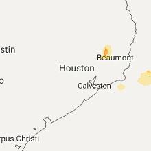 Hail Map for houston-tx 2017-05-02