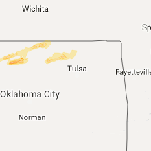 Hail Map for tulsa-ok 2017-05-02