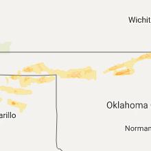 Hail Map for woodward-ok 2017-05-02