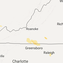 Hail Map for roanoke-va 2017-05-11