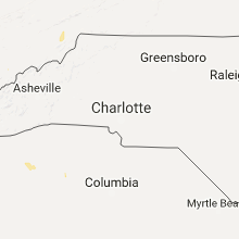 Hail Map for charlotte-nc 2017-05-12
