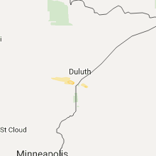 Hail Map for duluth-mn 2017-05-14