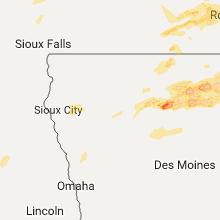 Hail Map for storm-lake-ia 2017-05-15