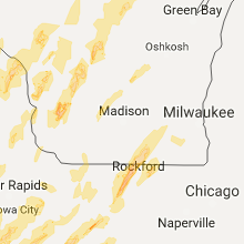 Hail Map for madison-wi 2017-05-17