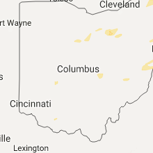 Hail Map for columbus-oh 2017-05-18