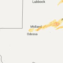 Hail Map for odessa-tx 2017-05-18