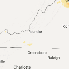 Hail Map for roanoke-va 2017-05-18