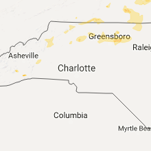 Hail Map for charlotte-nc 2017-05-19
