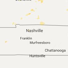 Hail Map for nashville-tn 2017-05-19