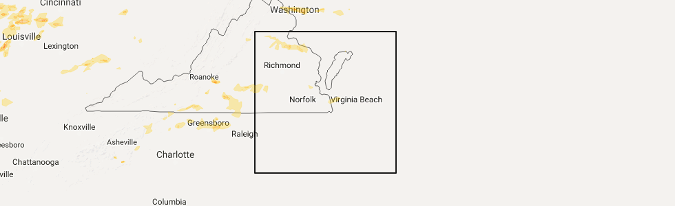 Hail Virginia Beach Va