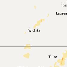 Hail Map for wichita-ks 2017-05-19