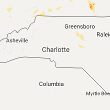 Hail Map for charlotte-nc 2017-05-20