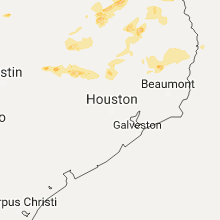 Hail Map for houston-tx 2017-05-20