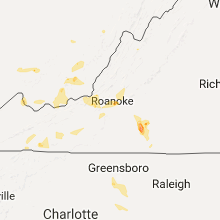 Hail Map for roanoke-va 2017-05-20