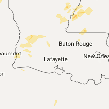 Hail Map for lafayette-la 2017-05-21