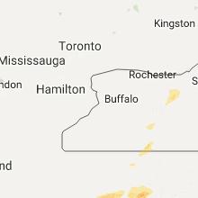 Hail Map for buffalo-ny 2017-05-30