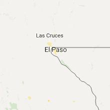 Hail Map for el-paso-tx 2017-05-30