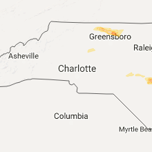 Hail Map for charlotte-nc 2017-05-31