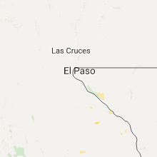 Hail Map for el-paso-tx 2017-05-31
