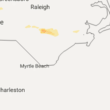 Hail Map for wilmington-nc 2017-05-31