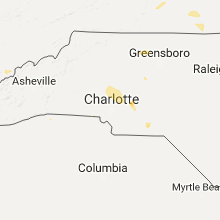 Hail Map for charlotte-nc 2017-06-04
