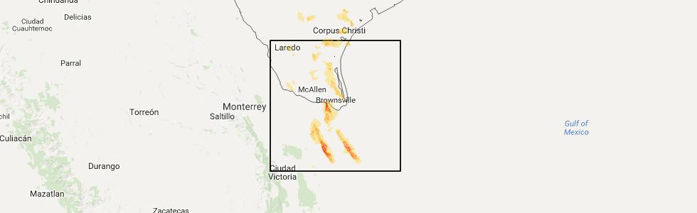Interactive Hail Maps - Hail Map for Laguna Vista, TX on map of la vernia tx, map of ingleside tx, map of pleasanton tx, map of st hedwig tx, map of george west tx, map of lufkin tx, map of la feria tx, map of raymondville tx, map of gun barrel city tx, map of humble tx, map of camp wood tx, map of uvalde tx, map of rio grande city tx, map of leakey tx, map of groves tx, map of katy tx, map of rocksprings tx, map of henderson tx, map of harlingen tx, map of lindale tx,