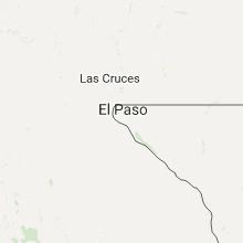 Hail Map for el-paso-tx 2017-06-05