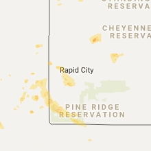 Hail Map for rapid-city-sd 2017-06-05