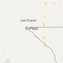 Hail Map for el-paso-tx 2017-06-06