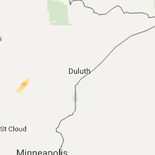 Hail Map for duluth-mn 2017-06-07