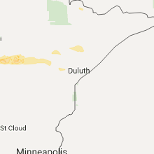 Hail Map for duluth-mn 2017-06-09