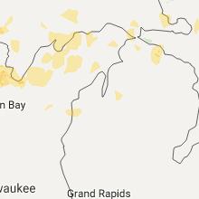 Hail Map for traverse-city-mi 2017-06-11