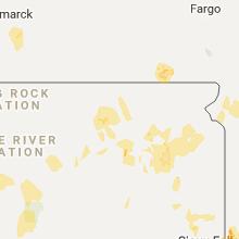 Hail Map for aberdeen-sd 2017-06-12