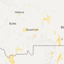 Interactive Hail Maps Hail Map For Pray Mt