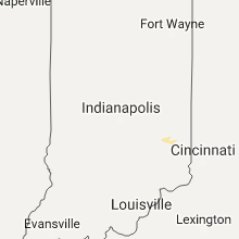 Hail Map for indianapolis-in 2017-06-12