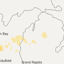 Hail Map for traverse-city-mi 2017-06-12