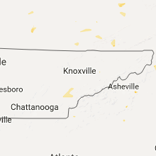 Hail Map for knoxville-tn 2017-06-13