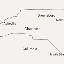 Hail Map for charlotte-nc 2017-06-14