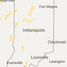 Hail Map for indianapolis-in 2017-06-14