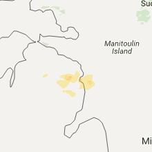 Hail Map for alpena-mi 2017-06-16