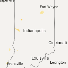 Hail Map for indianapolis-in 2017-06-16