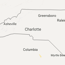 Hail Map for charlotte-nc 2017-06-17