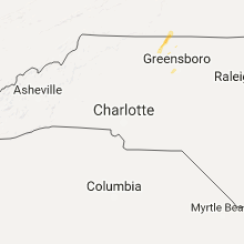 Hail Map for charlotte-nc 2017-06-18