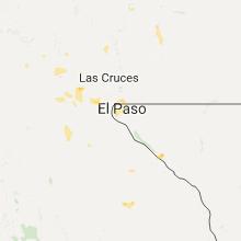 Hail Map for el-paso-tx 2017-06-19