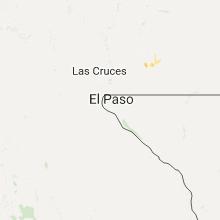 Hail Map for el-paso-tx 2017-06-21