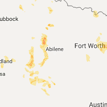 Hail Map for abilene-tx 2017-06-23