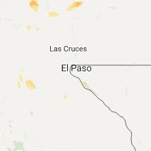 Hail Map for el-paso-tx 2017-06-24
