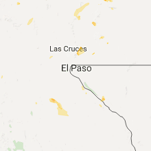 Hail Map for el-paso-tx 2017-06-25