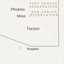Hail Map for tucson-az 2017-07-21
