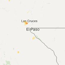 Hail Map for el-paso-tx 2017-07-25